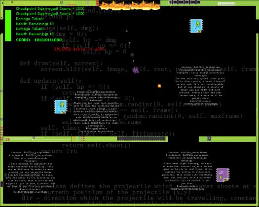 BitFlip Firewall